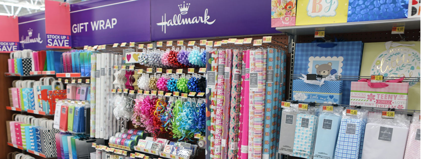 Merchandiser Department - Hallmark